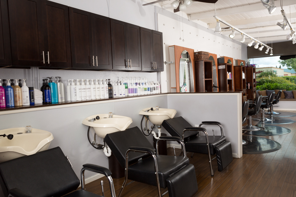 Hairchitects Salon Interior